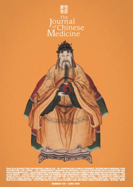 Journal of Chinese Medicine - Latest issue